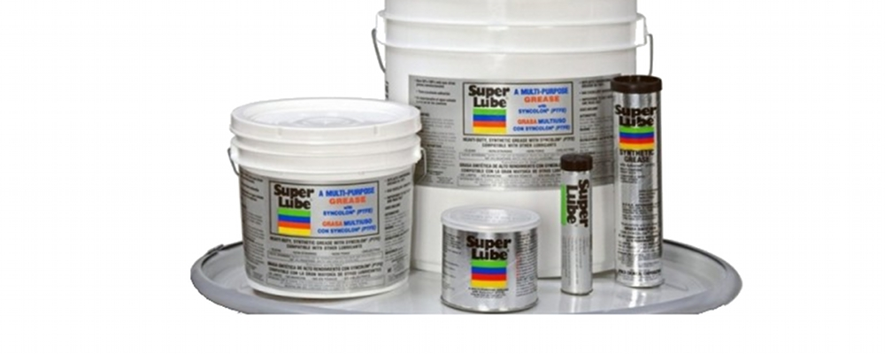 Super Lube® PTFE Lubricants